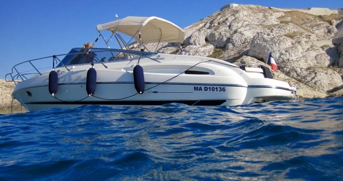 Motorboot mit oder ohne Skipper Cranchi mieten in Marseille