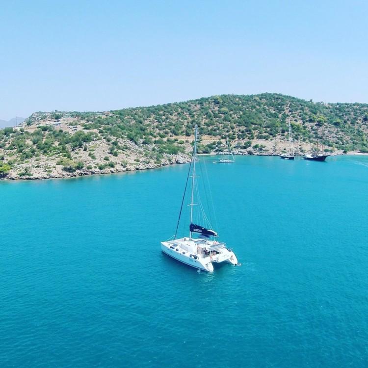 Katamaran mit oder ohne Skipper Lagoon mieten in Attika