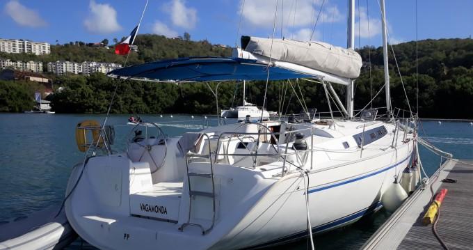 Yacht-Charter in Les Sables-d'Olonne - Bénéteau Cyclade 50.5 auf SamBoat
