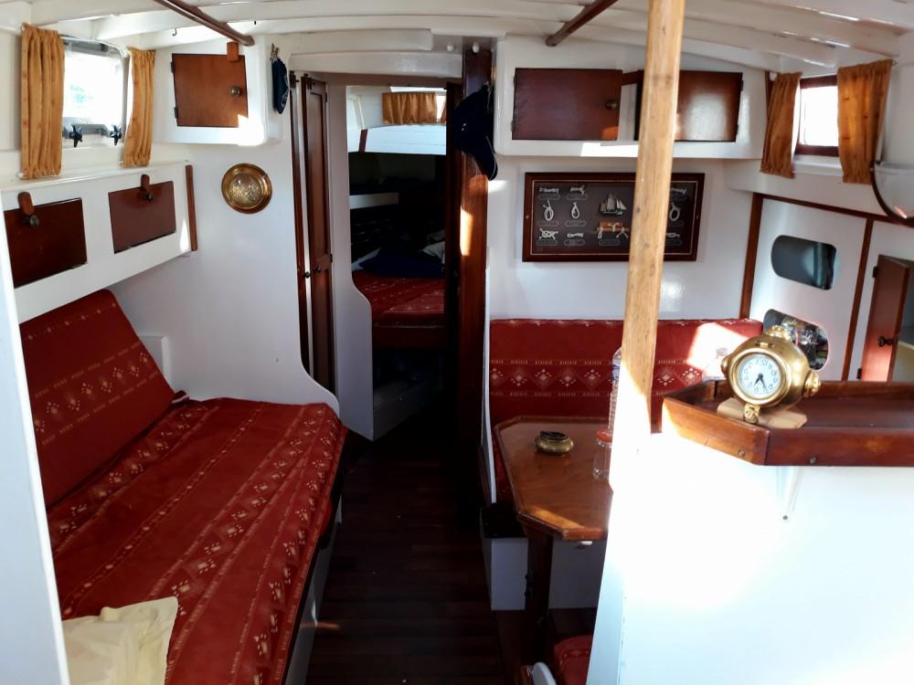 Vermietung Segelboot Estuaire grande croisière  mit Führerschein