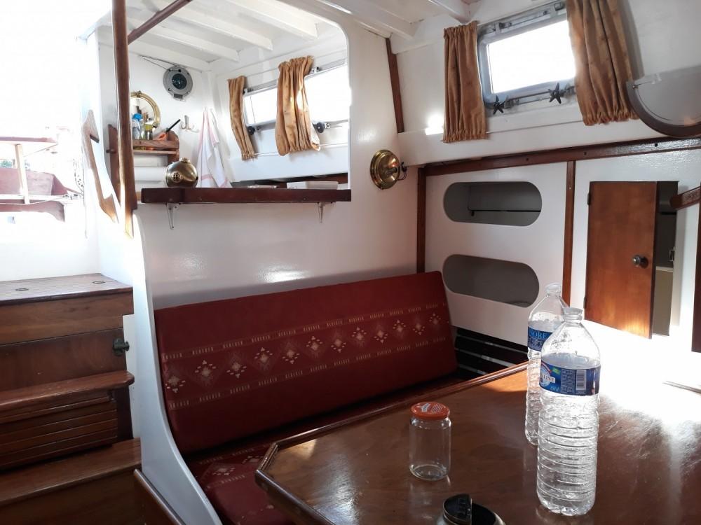 Segelboot mit oder ohne Skipper Estuaire grande croisière  mieten in Arzal