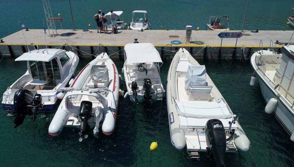 Bootsverleih Nikita 470  Samboat