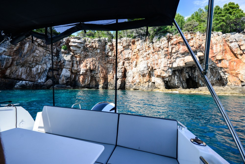 Motorboot mieten in Dubrovnik - Jeanneau Merry Fisher 795
