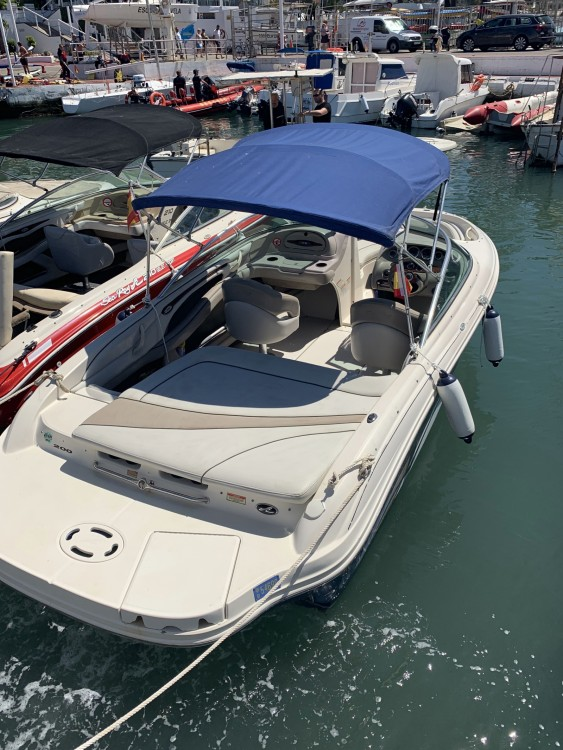 Bootsverleih Sea Ray Sea Ray Select 200 Marbella Samboat