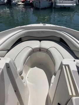 Motorboot mieten in Puerto Deportivo de Marbella - Sea Ray Sea Ray Select 200