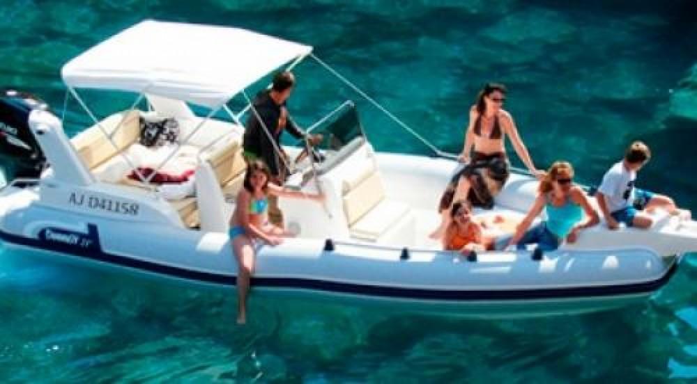 Marlin Boat Marlin Boat 21 zwischen Privatpersonen und professionellem Anbieter Appietto