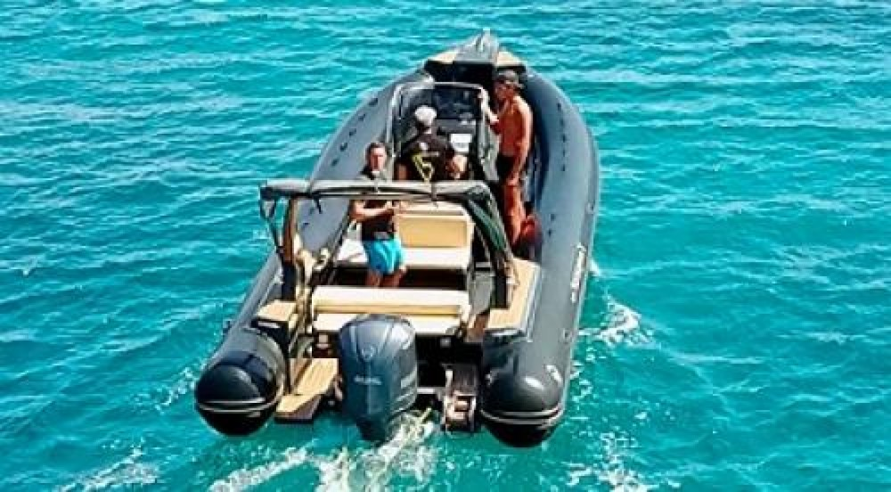 Bootsverleih Capelli Tempest 770 Appietto Samboat