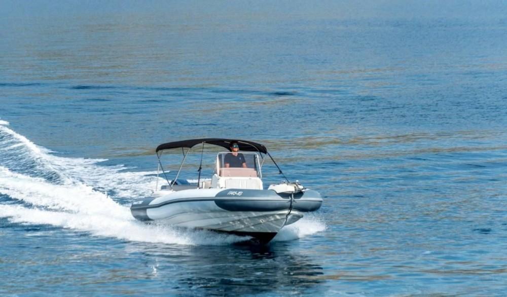 Schlauchboot mieten in Trau - Marlin 790 Pro Dynamic