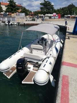 Schlauchboot mieten in Poreč zum besten Preis