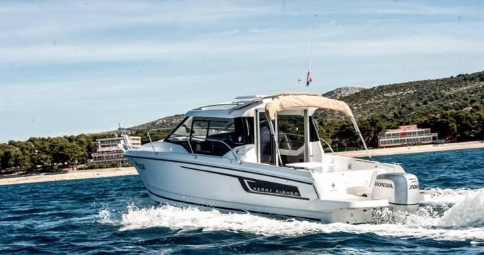 Yacht-Charter in Trogir - Jeanneau Merry Fisher 795 auf SamBoat