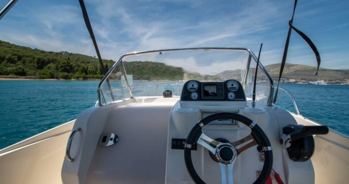 Yacht-Charter in Trogir - Quicksilver Activ 675 Open auf SamBoat