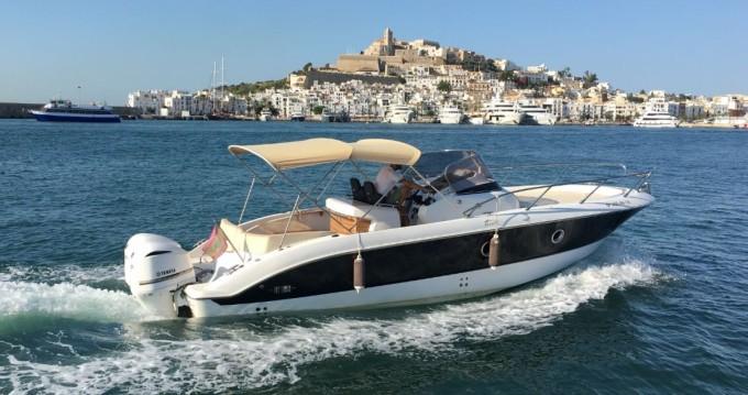 Sessa Marine Key Largo 30 zwischen Privatpersonen und professionellem Anbieter Ibiza Town
