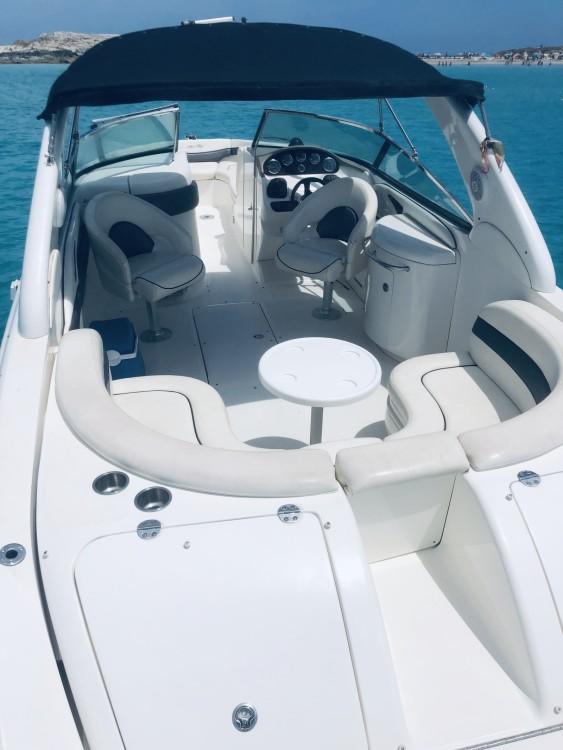 Motorboot mit oder ohne Skipper Sea Ray mieten in Ibiza