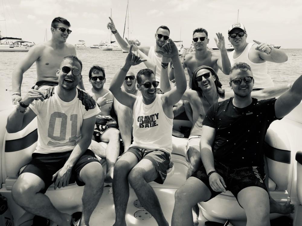 Motorboot mieten in Ibiza - Sea Ray Sea Ray 295 SLX
