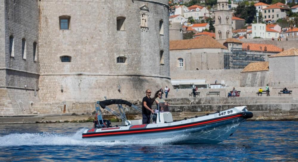 Schlauchboot mit oder ohne Skipper Joker Boat mieten in Dubrovnik