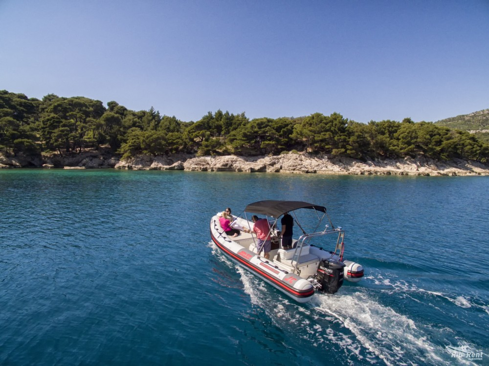 Bootsverleih Dubrovnik günstig Clubman 21