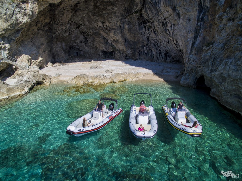 Schlauchboot mieten in Dubrovnik zum besten Preis