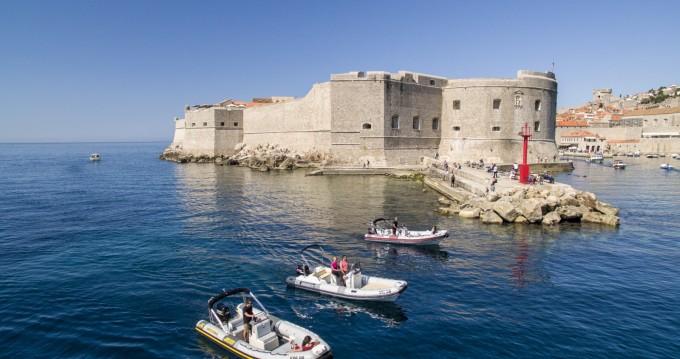 Bootsverleih Joker Boat Clubman 21 Dubrovnik Samboat