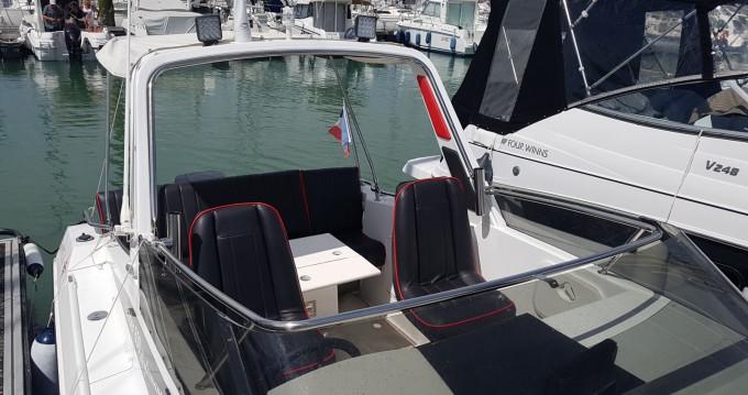 Motorboot mieten in La Rochelle zum besten Preis
