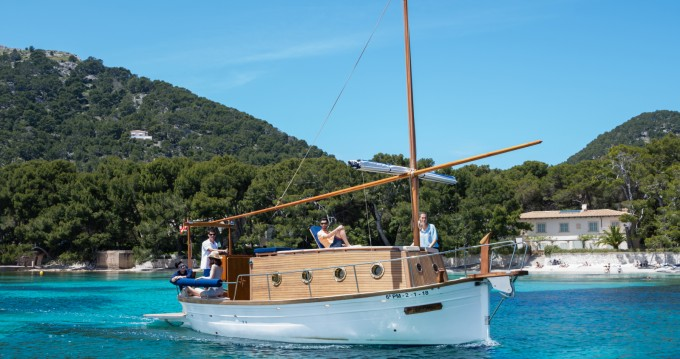 Motorboot mit oder ohne Skipper vell mari mieten in Puerto de Pollensa