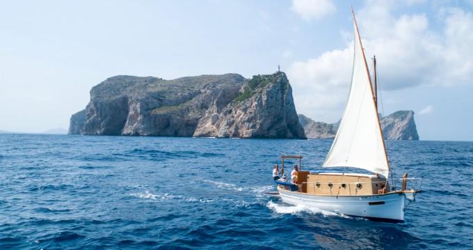 Bootsverleih vell mari vell mari Puerto de Pollensa Samboat