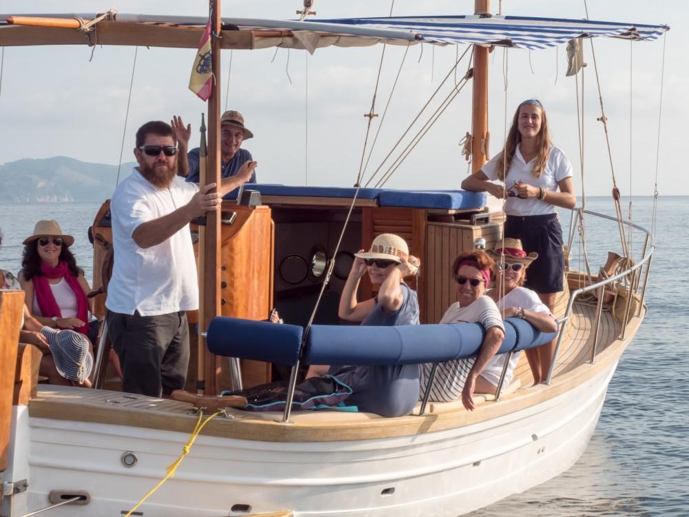 vell mari vell mari zwischen Privatpersonen und professionellem Anbieter Marina de Bonaire