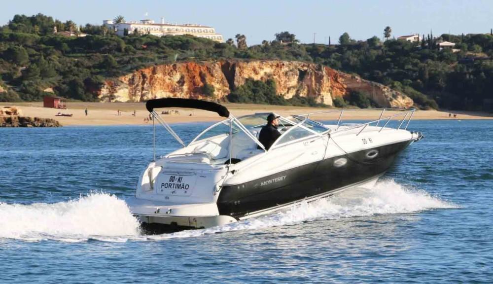 Vermietung Yachten Monterey mit Führerschein
