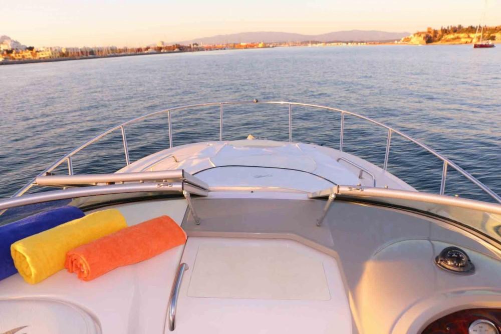 Bootsverleih Monterey 250 Setúbal Samboat