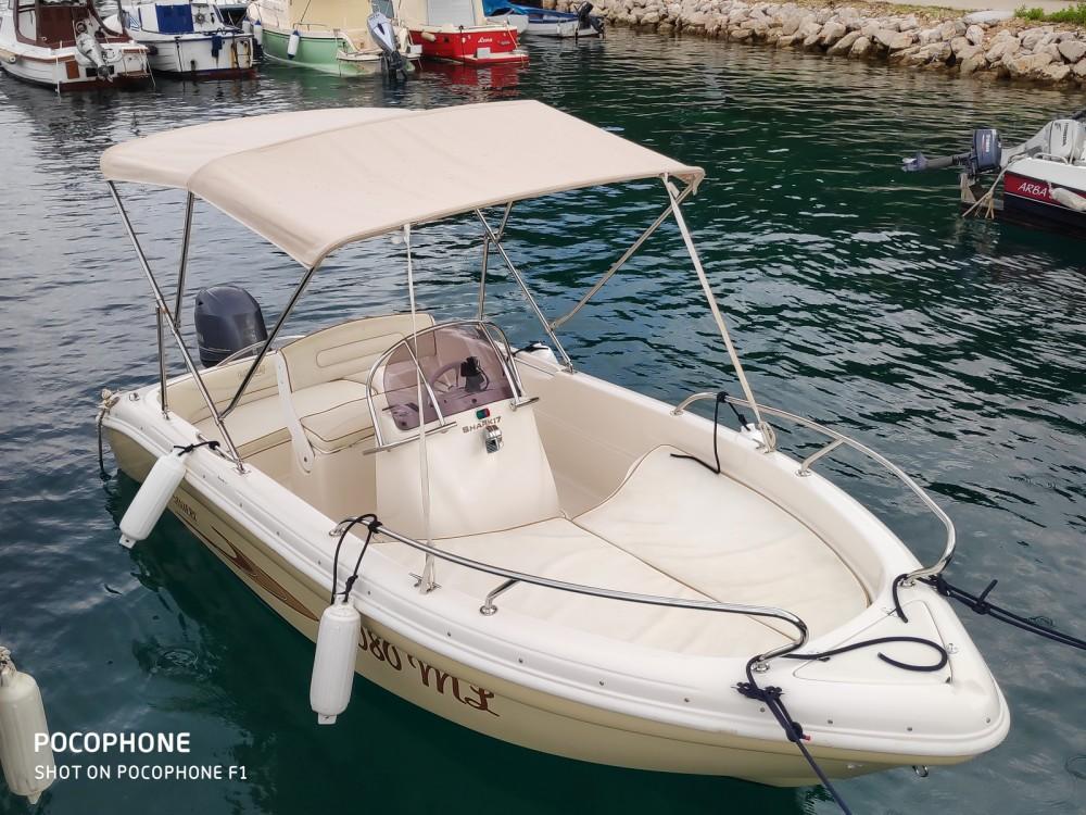 Motorboot mieten in Mali Lošinj - Ranieri Shark 17
