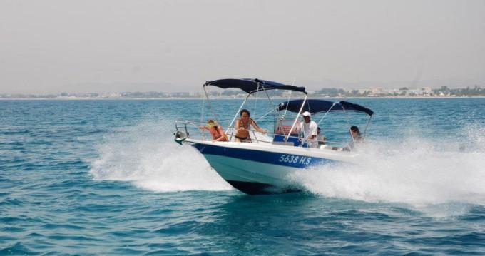 Motorboot mieten in Hammamet zum besten Preis