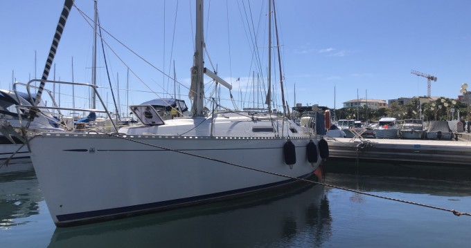 Segelboot mieten in Antibes zum besten Preis