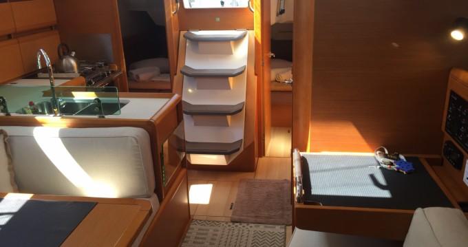 Bootsverleih Korfu günstig Sun Odyssey 389
