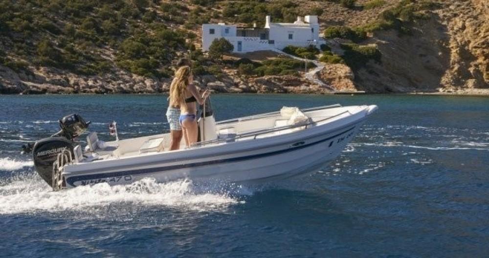 Vermietung Motorboot Nikita mit Führerschein