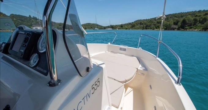 Motorboot mieten in Zadar - Quicksilver Activ 555 Open