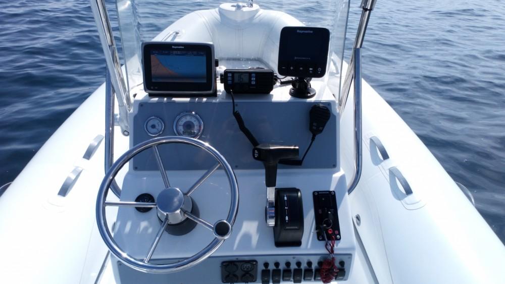 Ab-Marine oceanus 19 VST zwischen Privatpersonen und professionellem Anbieter Can Picafort