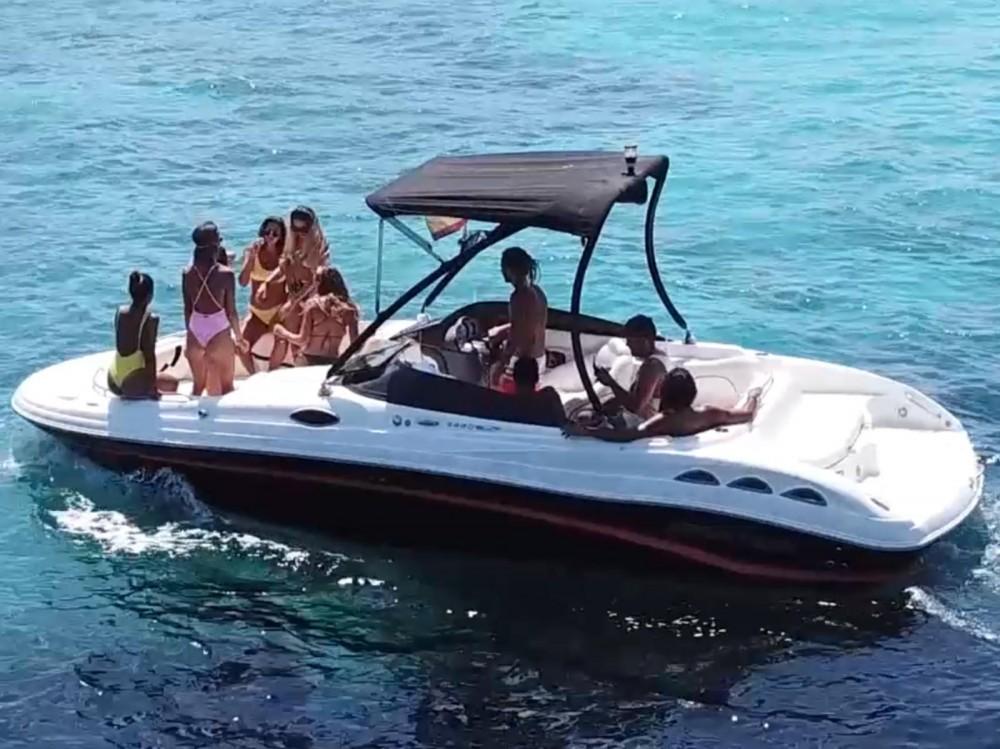 Yacht-Charter in Formentera - ebbtide boats 2460 auf SamBoat
