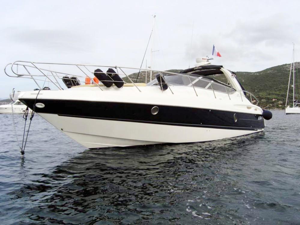 Motorboot mieten in Porto-Vecchio - Cranchi Endurance 41