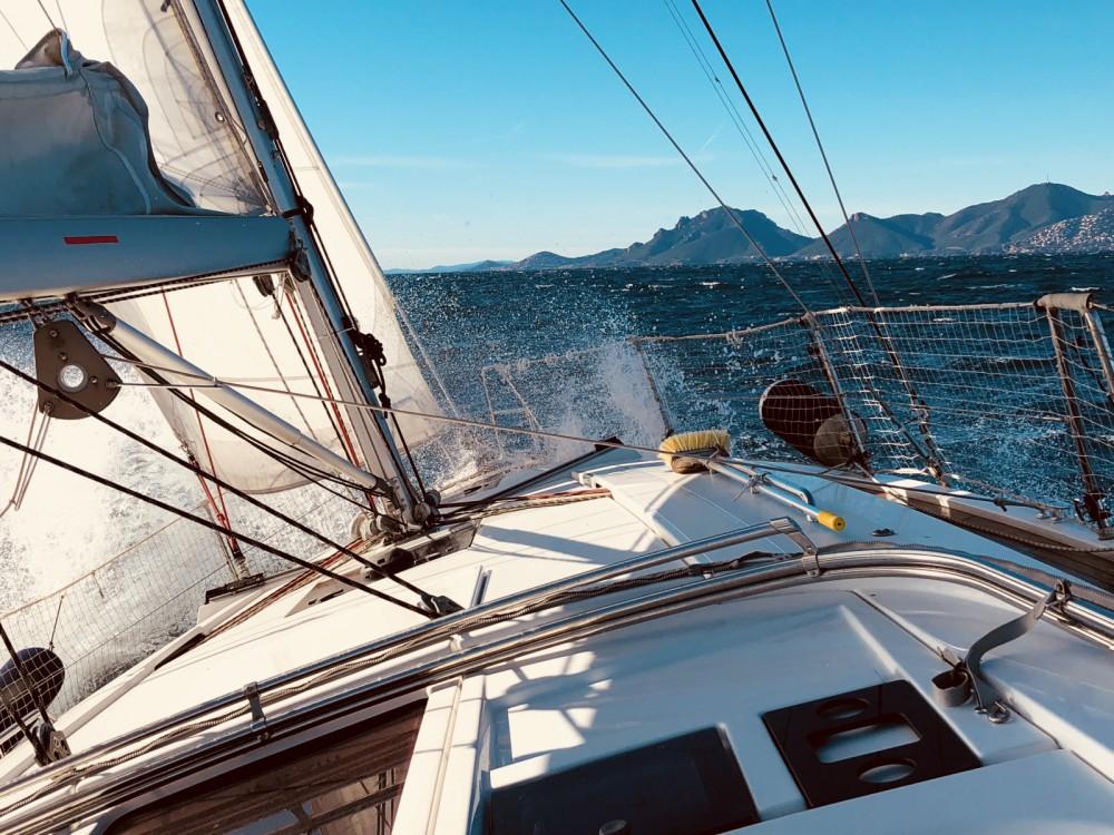 Yacht-Charter in Cannes - Hanse 385 auf SamBoat
