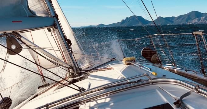 Bootsverleih Hanse 385 Cannes Samboat