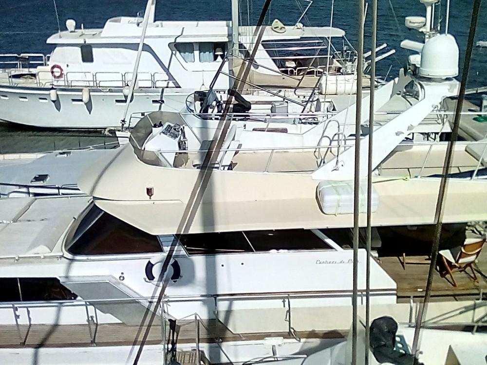 Yachten mit oder ohne Skipper Cantieri Di Pisa mieten in Sant'Antioco