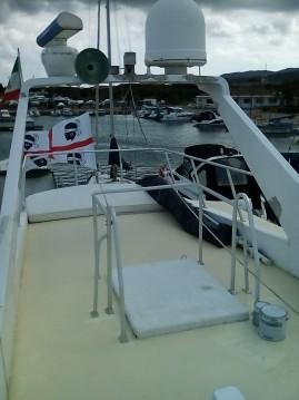 Motorboot mieten in Sant'Antioco - Cantieri Di Pisa Super Saturno