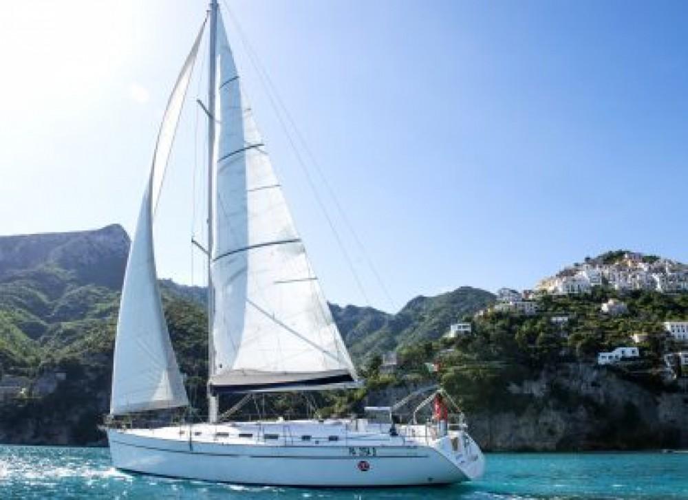 Bootsverleih Salerno günstig Cyclades 50.4