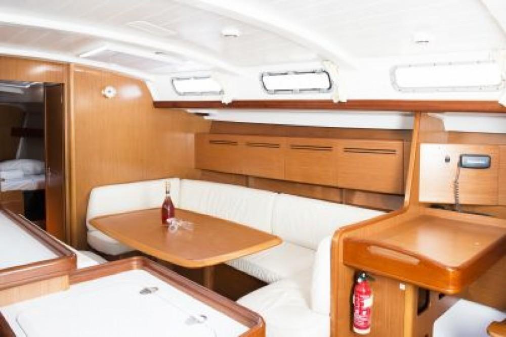 Bootsverleih Bénéteau Cyclades 50.4 Salerno Samboat