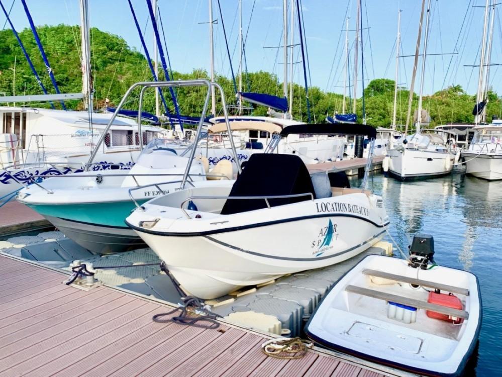 Motorboot mieten in Le Marin - beneteau&source FLYER 650