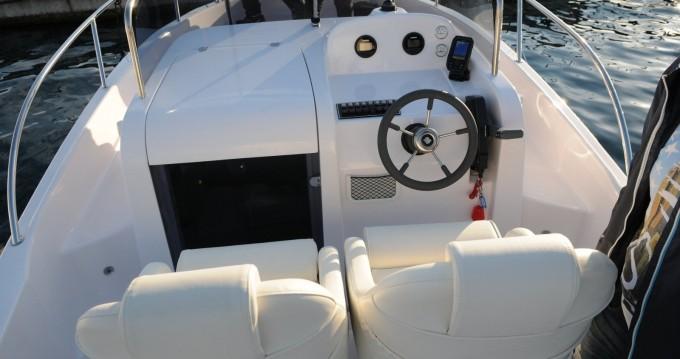 Motorboot mieten in Malinska-Dubašnica zum besten Preis