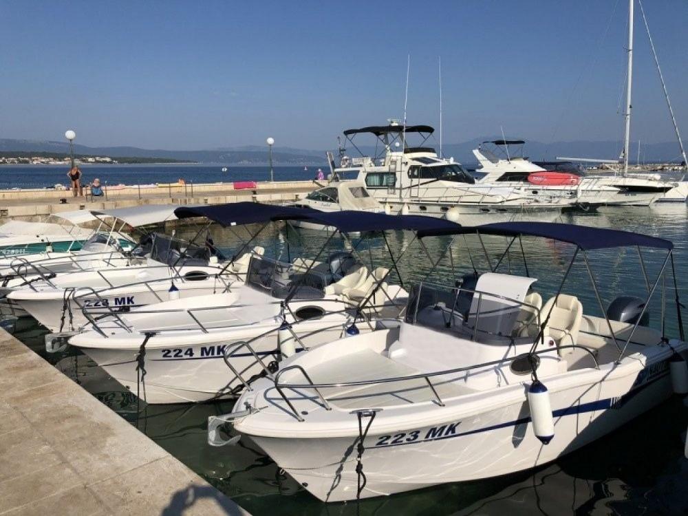 Motorboot mieten in Malinsca - Elan Elan 600 Cabine