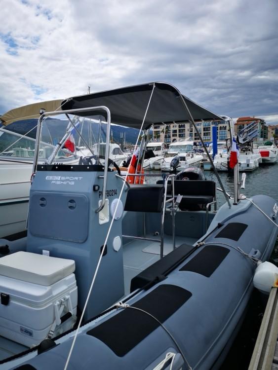 Yacht-Charter in Argelès-sur-Mer - Valiant Valiant 630 Sport Fishing auf SamBoat