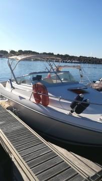 Motorboot mieten in Argelès-sur-Mer - Jeanneau Leader 750