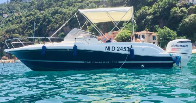 Bootsverleih Mandelieu-la-Napoule günstig Cap Camarat 715 WA
