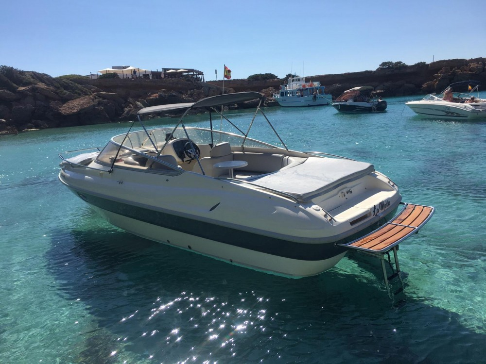 Motorboot mieten in  - Cranchi Turchese 24